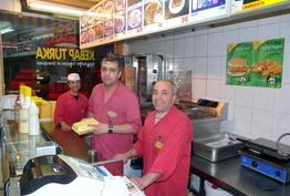 Kebab turka Moreuil