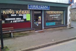 King kebab Lannion