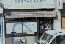 Le kebab doré Reims
