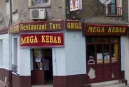 Méga kébab Garges-lès-Gonesse