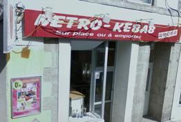 Métro kebab Brest