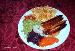 Nizam kebab Limoges
