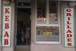Oriental kebab Metz