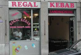 Régal kébab Saint-Fons