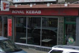 Royal kebab Reims