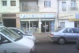 Star kebab Montpellier
