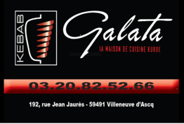 Galata Kebab Villeneuve-d'Ascq