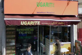 Snack Ugarite Paris 19