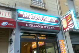 Gerland kebab Lyon