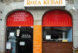 Roza kebab Fougères