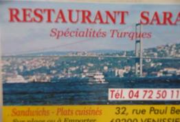 Saray Kebab Vénissieux