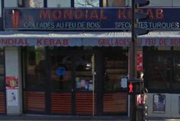 Mondial Kebab Paris 17