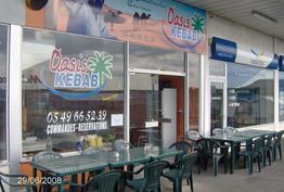 Oasis kebab Sainte-Verge