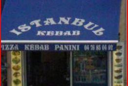 Istanbul kebab Grenoble
