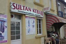 Sultan kebab Le Creusot