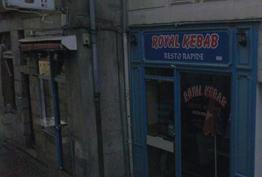 Royal kebab Nantes