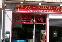 Kebab d'or Saint-Etienne