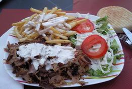 Nefis kebab Lemberg