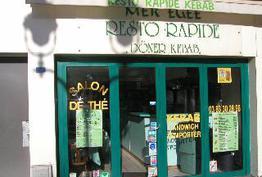 Restaurant la mer egée Nancy