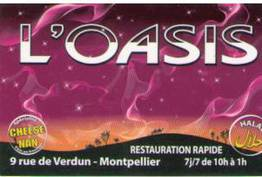 L'oasis Montpellier