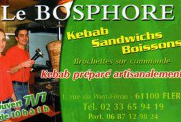 Le Bosphore Flers