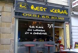 Best kebab Rennes