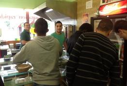 Brequigny kebab Rennes