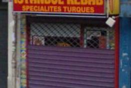 Istanbul kebab Paris 11