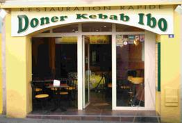 Doner kebab Ibo Bourg-en-Bresse