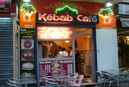 Kebab cafe Toulouse
