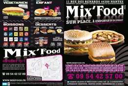 Mix Food Nantes