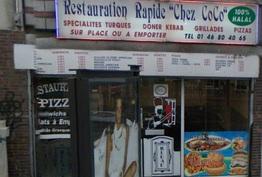 Chez Coco Kebab Vitry-sur-Seine