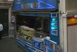 Le Gyros Paris 05