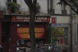 Restaurant Durum Paris 03