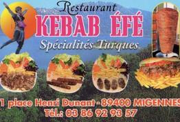 Kebab EFE Migennes