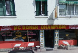Mc doner champigny Champigny-sur-Marne