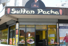 Sultan pacha Aulnay-sous-Bois