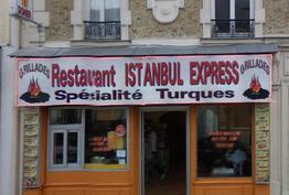 Istambul express Noisy-le-Sec