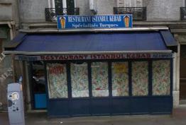 Istanbul kebap Clichy