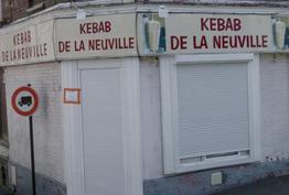 Kebab de la neuville Amiens