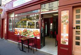 Istanbul Kebab Rouen