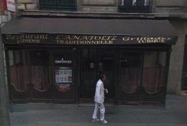 L'Anatolie Paris 18