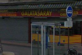 Azur Galatasaray Paris 18