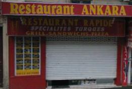 Ankara Paris 18