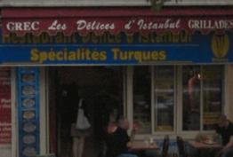 Le délice d'Istanbul Paris 13