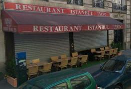 Istanbul Lyon Paris 12