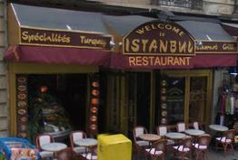 Welcome to istanbul Paris 05