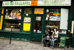 L'as du fallafel Paris 04