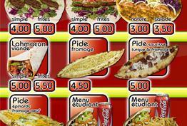 Kebab tour de l'Europe Mulhouse