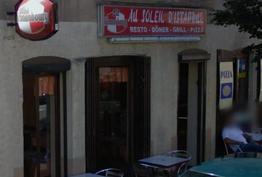 Restaurant au soleil d'Istambul Strasbourg